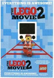Мультильм Лего. Фильм 2 (2019)
