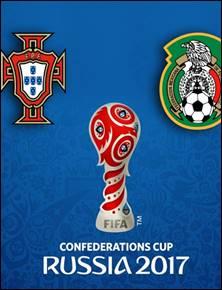 Футбол Португалия - Мексика 18.06.2017 прямая трансляция